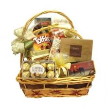 Chocolate and Gourmet Basket