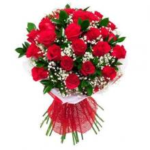 32 Red Roses Bouquet