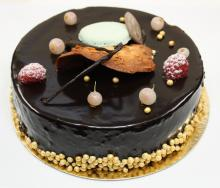 1 kg Chocolate Mousse Cake