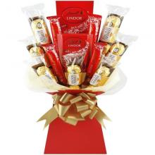 Bouquet of 20 ferrero rocher