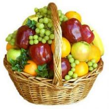3 kg assorted fruit basket